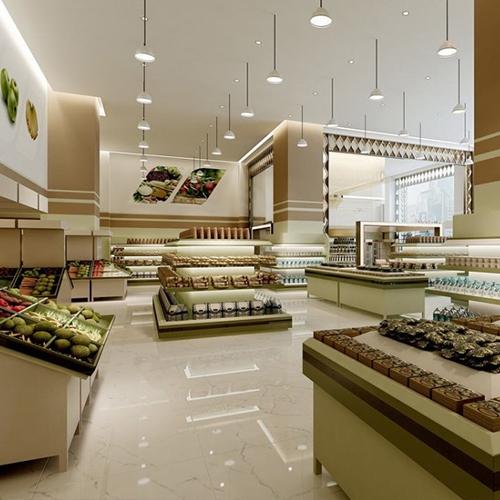 崇川區超市設計