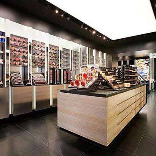 化妝品店設計