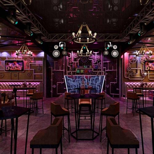 崇川區酒吧設計