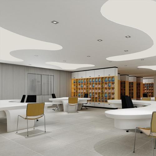 崇川區圖書館設計